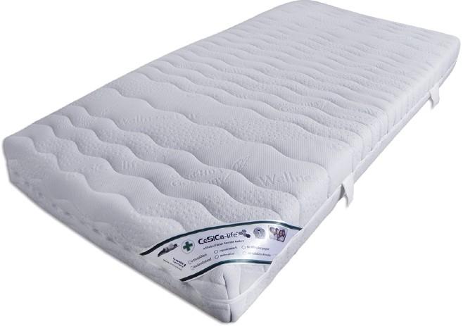 Matras 80 Cm : Pocketvering matras cm pocketveer matras